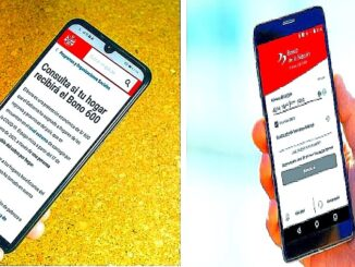 22 de marzo inicia el pago por vía Banca Celular del bono 600 soles