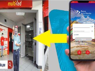 Banca celularlar para cobrar los 600