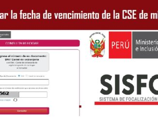 consultar la fecha de vencimiento de la CSE de mi hogar