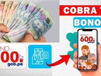 validad tus datos personales para cobrar los 600 soles por Banca Celular