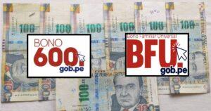 Bono 600 soles y Bono Universal: Consulta cómo ver con DNI  y quién puede cobrar hoy