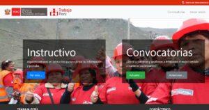 Trabaja Perú