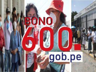 cobrar los S/ 600 si soy beneficiario de la segunda etapa del subsidio