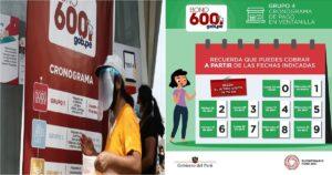Beneficiarios del Bono 600 cuyo DNI termina en 7 ya pueden cobrar el subsidio