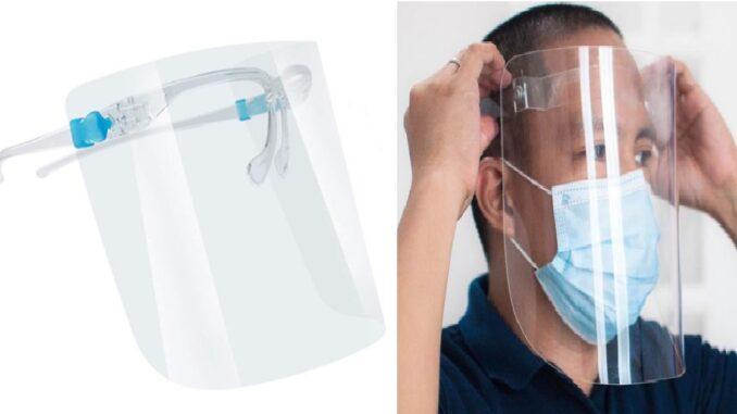 protector facial será obligatorio en centros comerciales