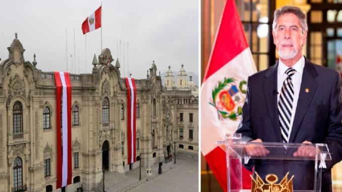 """""""Año del Bicentenario del Perú: 200 años de Independencia"""""""
