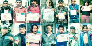 Miembros de mesa desmienten denuncias sobre firmas falsas en actas de segunda vuelta