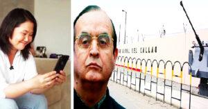 se filtró un audio que demuestra que Vladimiro Montesinos, exasesor del dictador Alberto Fujimori, habría intentado influir para que Keiko Fujimori pueda obtener la presidencia del Perú