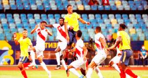 Perú vs. Colombia en vivo
