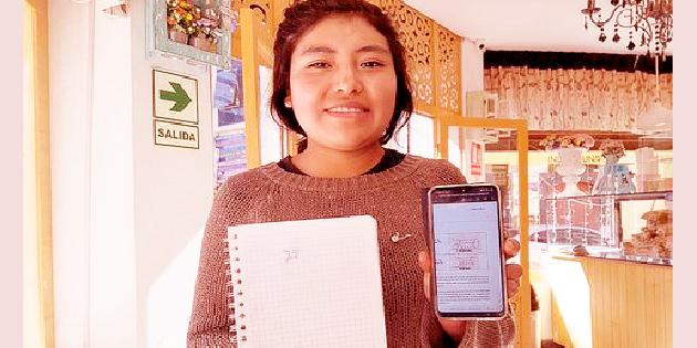 Shirley Apaza Quispe, autora de la denuncia, pide una reparación civil de 200 mil soles para ella y su familia