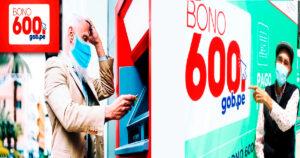 el 90,7% de las familias en zonas de riesgo extremo de covid-19 han recibido el Bono 600
