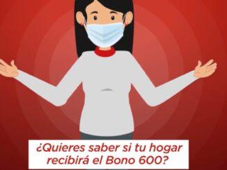 para mayor información ingresa a bono600.gob.pe o llama a la línea gratuita