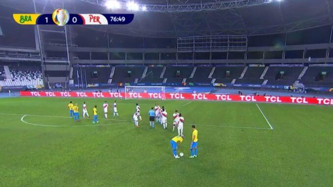 EN VIVO Brasil vs. Perú ONLINE   Copa América 2021 - Semifinal