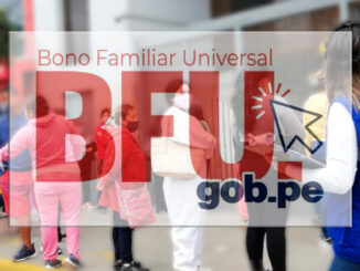 BFU Bono Familiar Universal beneficiarios que no cobrar el bono ahora pueden hacerlo