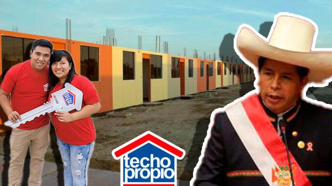 Presidente de la República promoverá Mayor acceso a Techo Propio