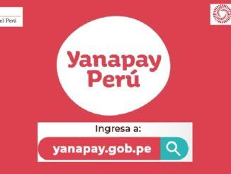 Bono Yananpay 350 y 700 soles Perú