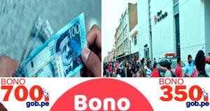 Bono Yanapay como recibir doble pago