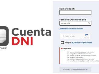 Como activar la cuenta DNI para cobrar el Bono Yanapay