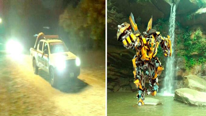 Equipo de producción de Transformers sufre un intento de asalto