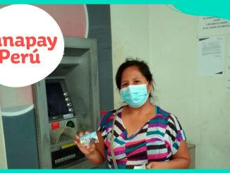 Segundo y tercer de beneficiarios del Bono yanapay cobran en octubre