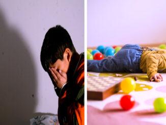 Berrinches de niños no se calman con golpes sino con afecto