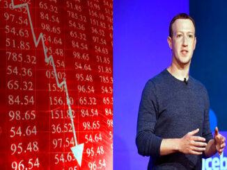 El Creador de Facebook Mark Zuckerberg pierde 7 Mil Millones de dólares