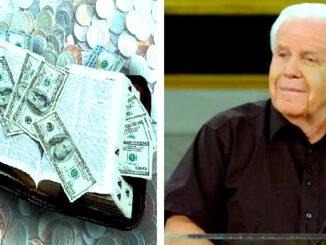 El Pastor Jesse Duplantis pide más dinero a sus fieles para acelerar la llegada de Jesús