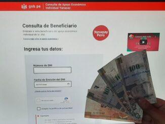 Qué padres son beneficiarios de 350 o 700 soles del bono Yanapay Perú
